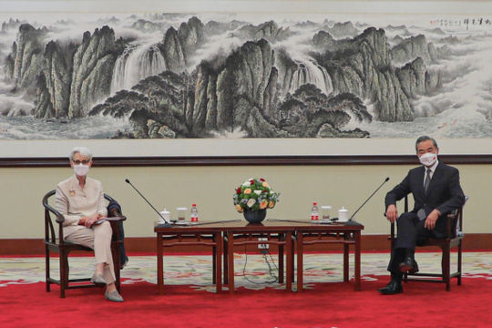 Chiến lược ứng phó Trung Quốc của Tổng thống Biden bị kháng cự trên bàn đàm phán